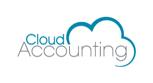 This is the cloud accounting logo.